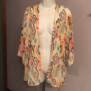 Lively Kimono by Turquoise Haven